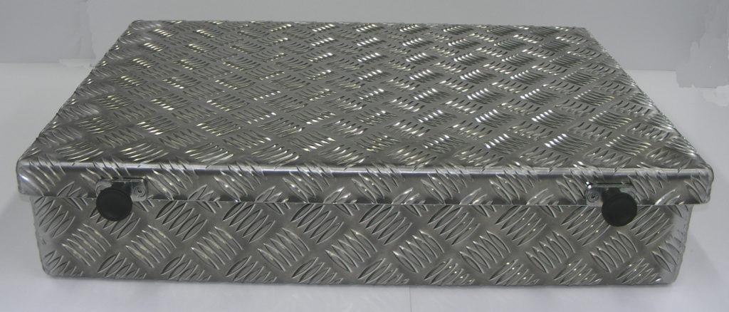 Alumiininen kuljetuslaatikko